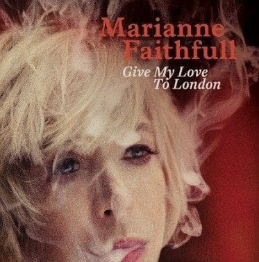 Marianne Faithfull :  Sparrows will sing