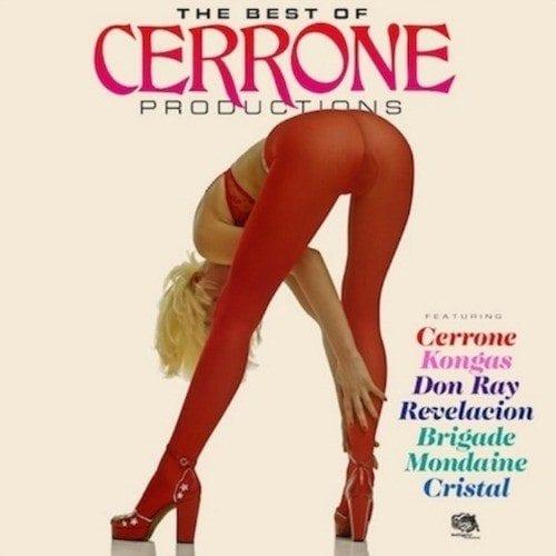 les pochettes de Cerrone