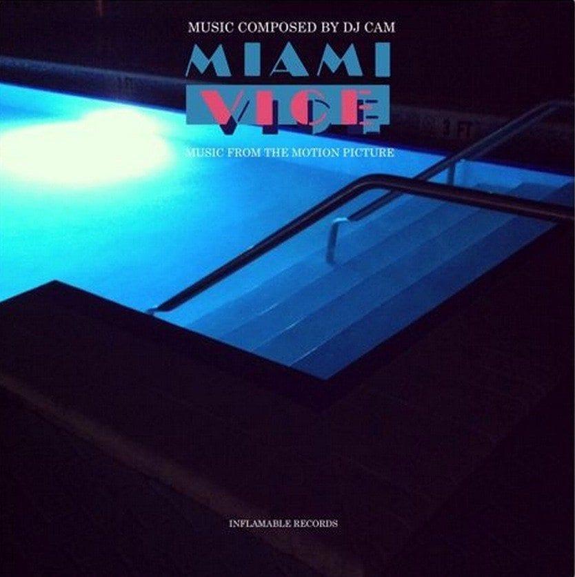 DJ Cam – Miami Vice (soundtrack)