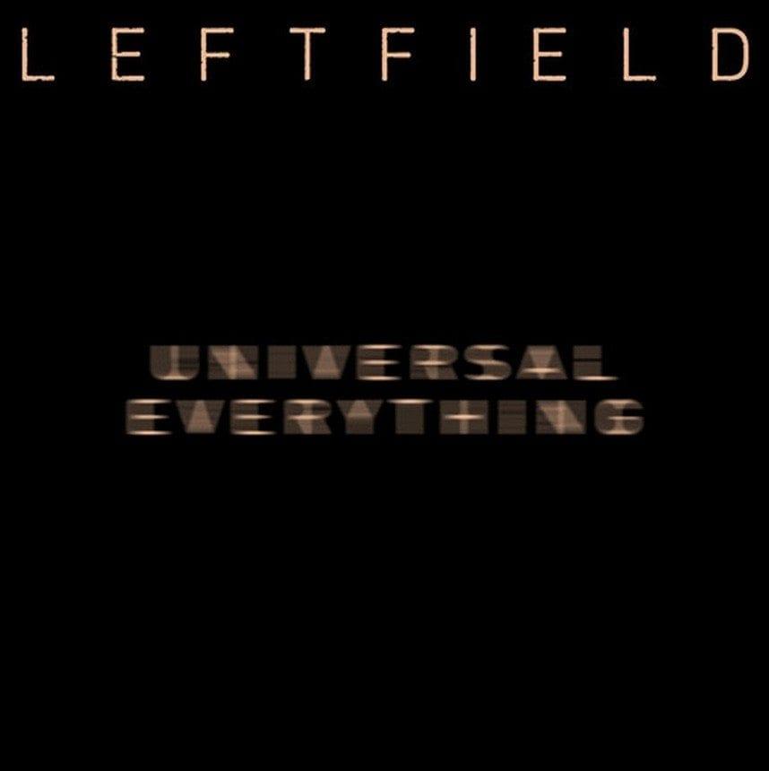 Leftfield marque son retour
