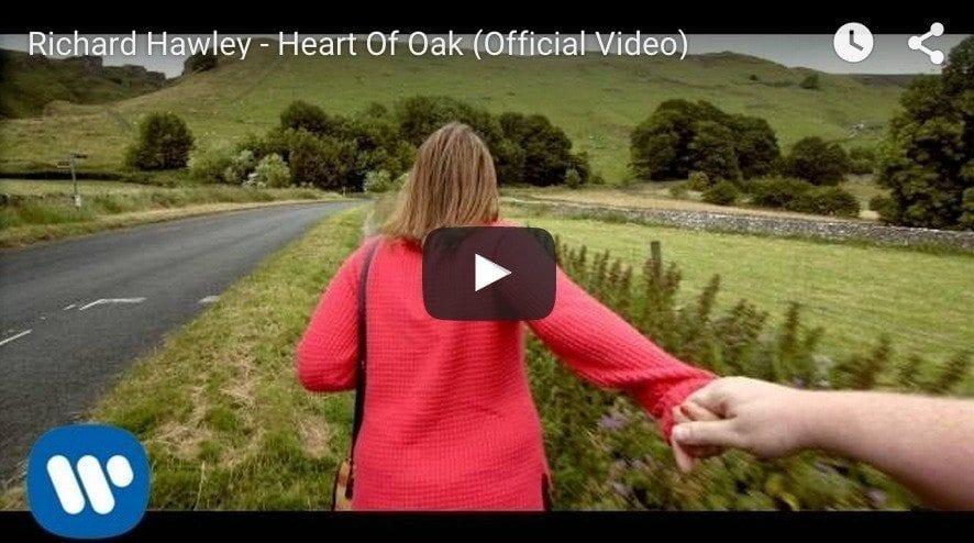 Richard Hawley : Heart Of Oak