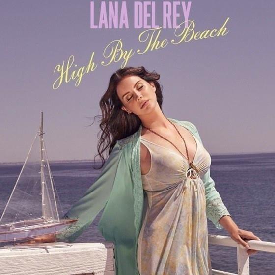 Lana Del Rey est en vacances