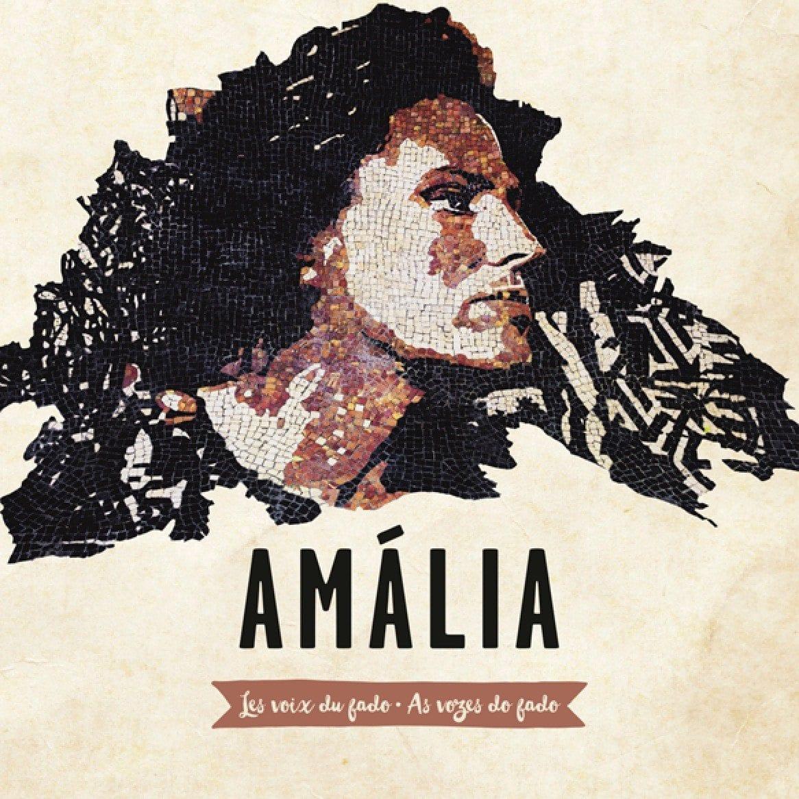 Amalia Rodrigues: Les voix du fado (albums à gagner)
