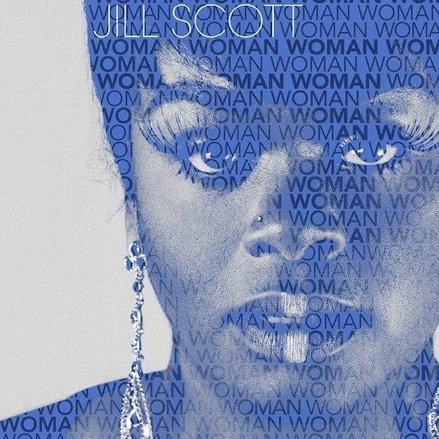 Jill Scott: Woman