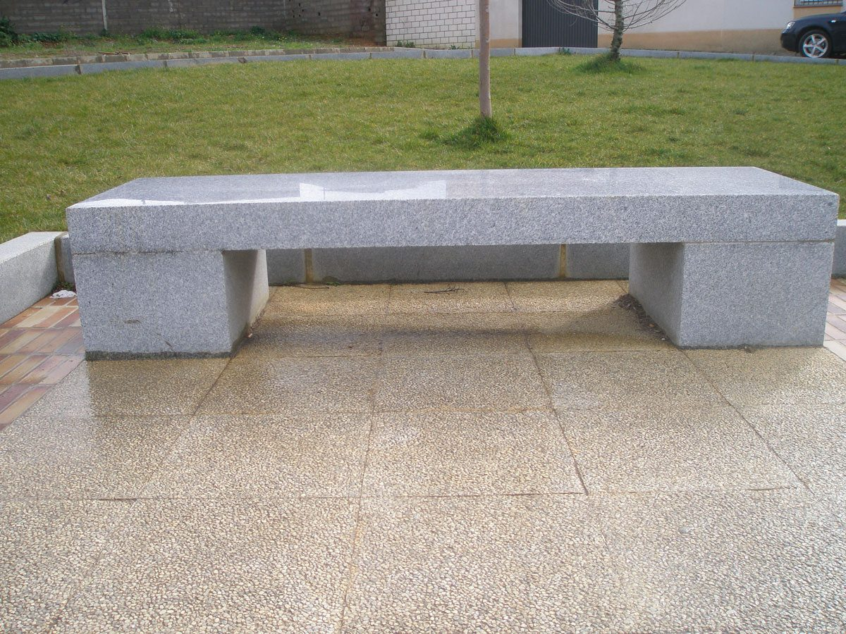 banc granit calcaire. Black Bedroom Furniture Sets. Home Design Ideas